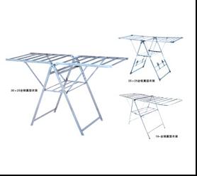 太太乐晾衣架图片 翼形晾衣架效果图