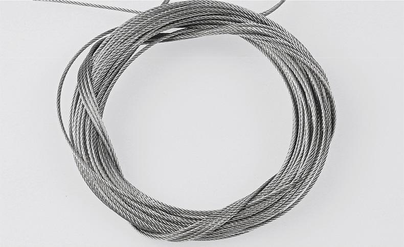 晒得乐晾衣架  阳台升降晾衣架钢丝绳 304不锈钢配件效果图